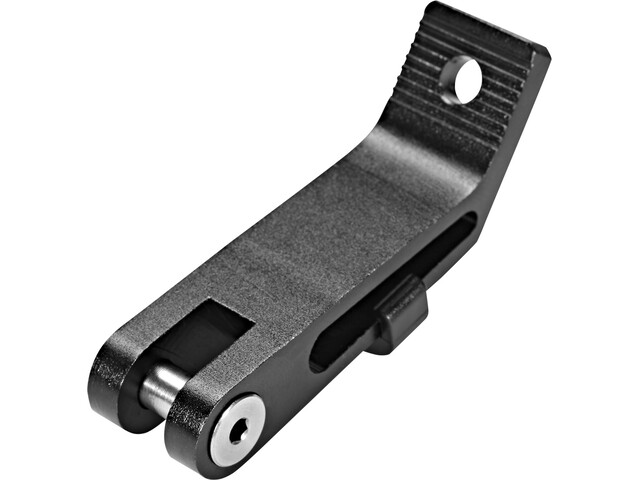 Trelock ZL 910 Holder for Headlight Prio, Trio, Go, Veo, Retro, black